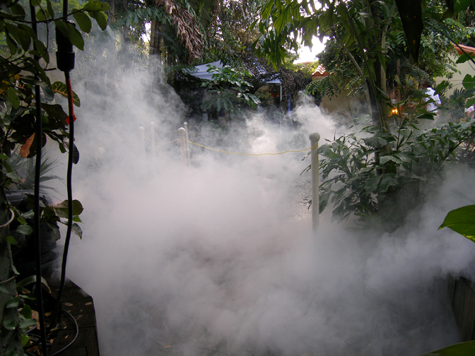low lying cryo smoke