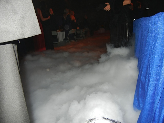 LSG  co2 cryo low fog at gasparilla 2012 coronation