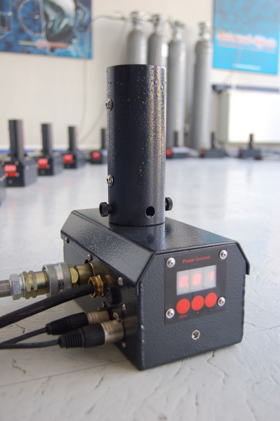 cryo co2 jet DMX
