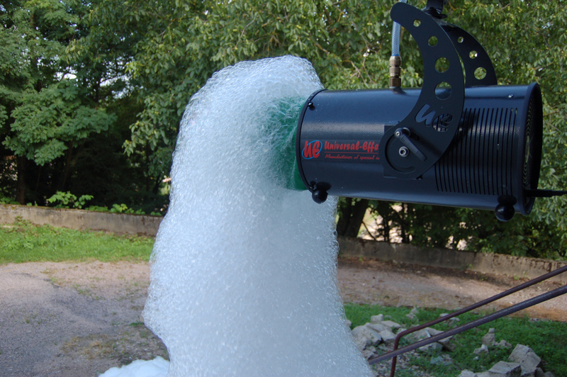 foam machine rental