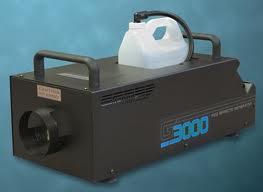the most powerful smoke machine G 300
