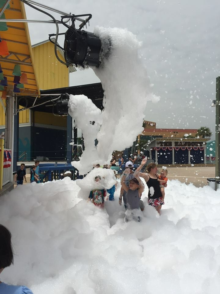 foam machine rentals