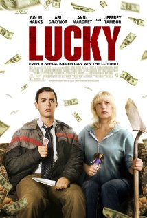snow for the movie  lucky
