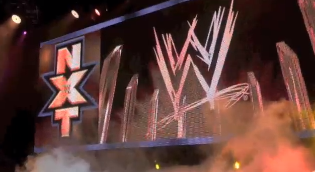 WWE NXT special effects