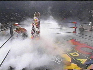 WCW cryo custom CO2 system 1998