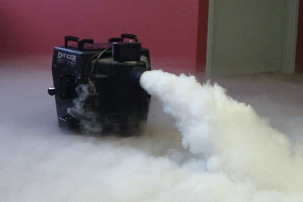 Special Effects Lsg Low Smoke Genarator Rentals Cold Flow